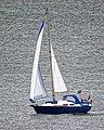 Sailing yacht 'Cariona' off Broadstairs, Kent, England 1.jpg