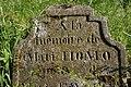 Saint-André-des-Eaux - pierre tombale de Mari Homo.JPG