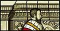 Saint-Chapelle de Vincennes - Baie 0 - Henri II en prière, détail du buste (bgw17 0422).jpg