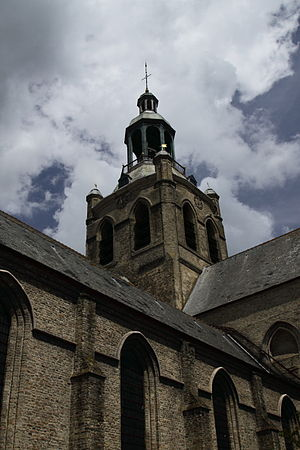Bourbourg - Image: Saint Jean Baptiste Church Bourbourg
