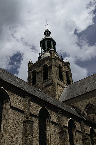 Bourbourg - Image: Saint Jean Baptiste Church Bourbourg