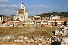 Photo de ruines