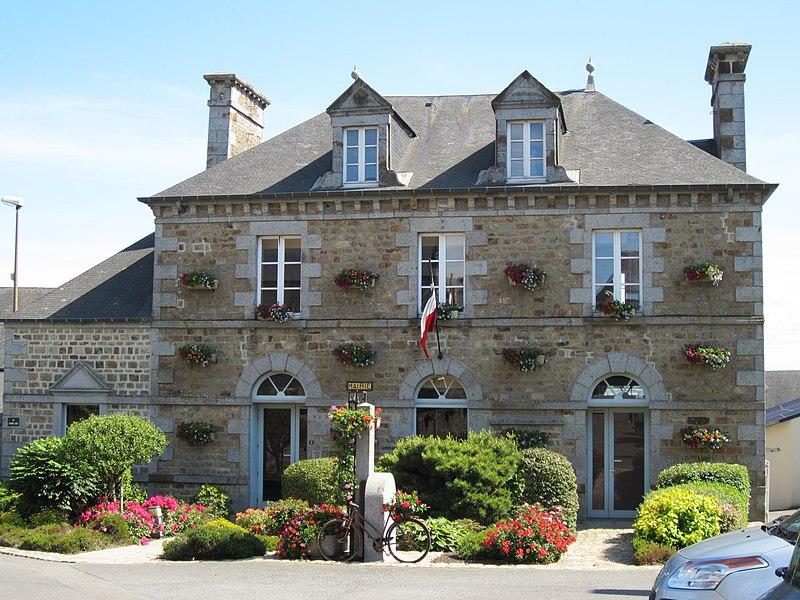 Mairie de Saint-Quentin-sur-le-Homme