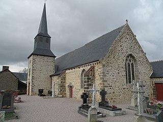 Saint-Symphorien, Ille-et-Vilaine Commune in Brittany, France