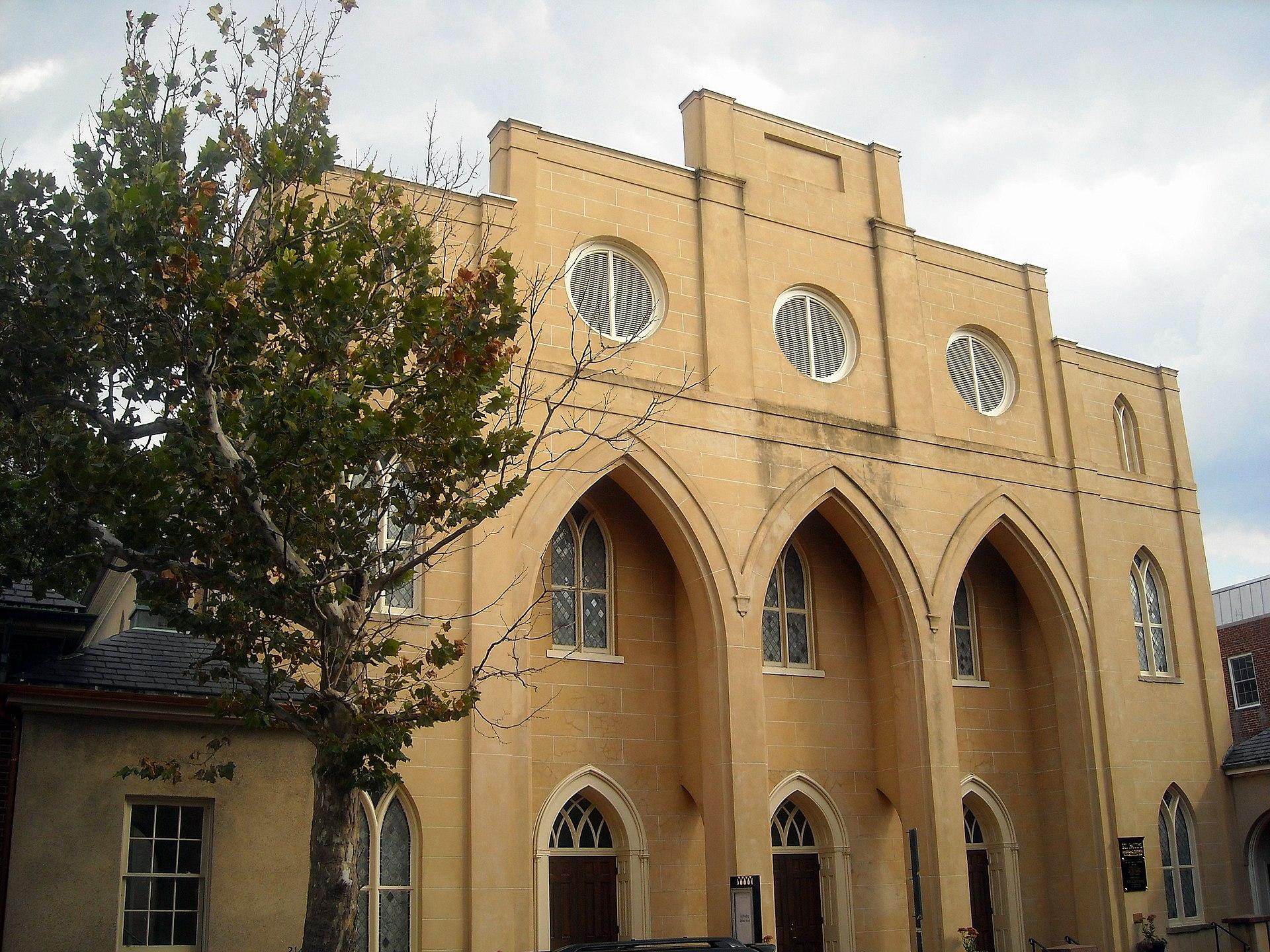 st pauls episcopal church alexandria virginia wikipedia