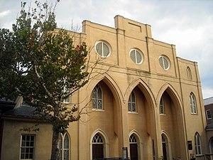 St. Paul's Episcopal Church (Alexandria, Virginia) - Façade, 2008
