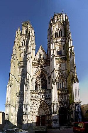 Saint-Nicolas-de-Port - Image: Saint Nicolas de Port BW 1