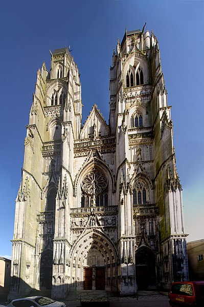 Kathedrale in Saint-Nicolas-de-Port