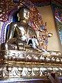 Sakyamuni statue, Norbulingka Institute, Dharamsala.jpg