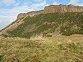 Salisbury Crags, Holyrood Park - geograph.org.uk - 1712953.jpg