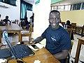 Salon stratégique Wikimedia 2030 au CNFC-cotonou23.jpg