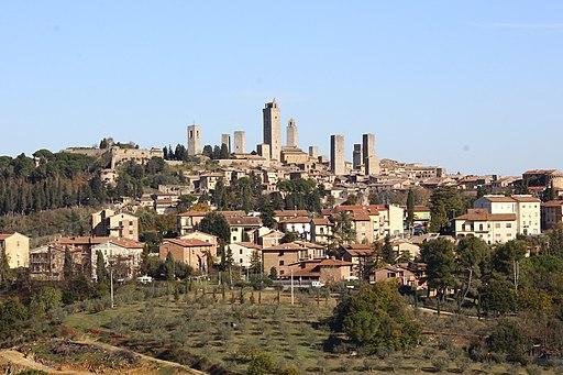 SanGimignanoPanorama6