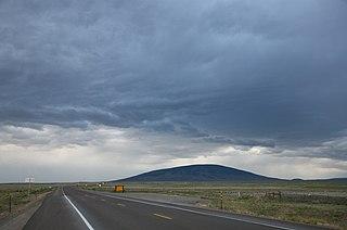 San Antonio Mountain (New Mexico) free-standing volcanic peak in Rio Arriba County, New Mexico