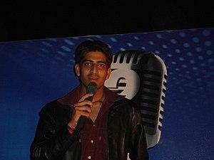 Indian Idol - Sandeep Acharya, season two winner