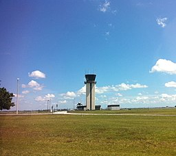 Sanford International airport control tower - panoramio