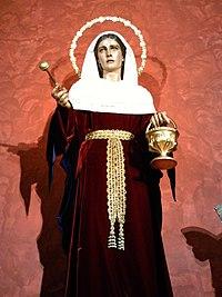 Marta de betania wikipedia la enciclopedia libre for Quando si festeggia santa ilaria