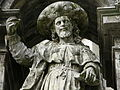 Santiago de Compostela, O apóstolona Catedral.jpg
