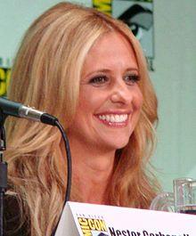Sarah Michelle Gellar. Gellar at the 2011 San Diego Comic-Con International