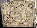 Sarcofago della consegna della legge, 370-400 ca, da mausoleo degli anicii sotto s. pietro in vaticano, 01.JPG