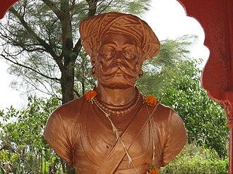 Tanaji Malusare - Image: Sardar Tanaji Malusare