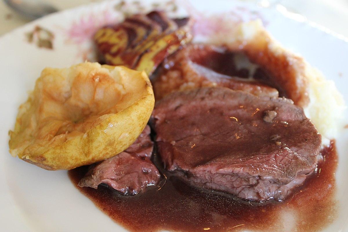 Sauce grand veneur wikip dia - Marinade pour viande rouge ...