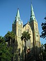 Savannah, GA - Historic District - Wesley Monumental United Methodist Church.jpg