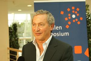 Samih Sawiris - Samih Sawiris at the 40. St. Gallen Symposium in May 2010