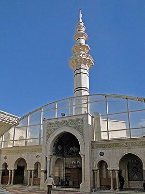 Sayyidah Ruqayya Mosque - The Mausoleum of Ruqayyah bint Husayn ibn 'Alī ibn Abī Tālib