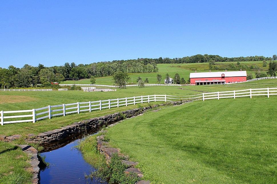Scenery of Dallas Township Luzerne County Pennsylvania