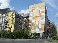 Schöneberg Winterfeldtplatz Franziskus-Schule.JPG