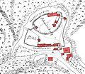 Schaumburg Flurkarte 1736.jpg