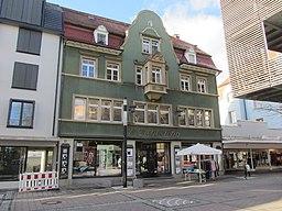 Scheffelstraße in Konstanz