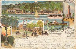 Schildhorn Unbekannt [Public domain], via Wikimedia Commons