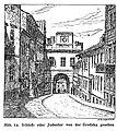 Schloss- oder Judentor von der Grodzka gesehen, Lublin.jpg