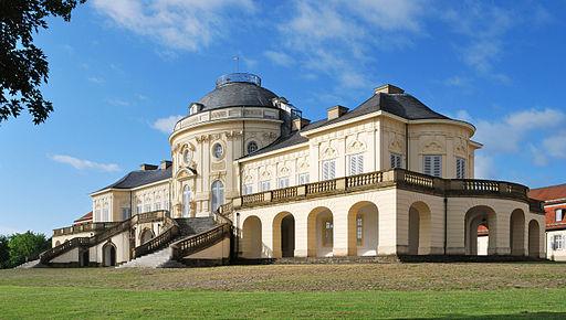 Schloss Solitude Nordseite 2012 (3)