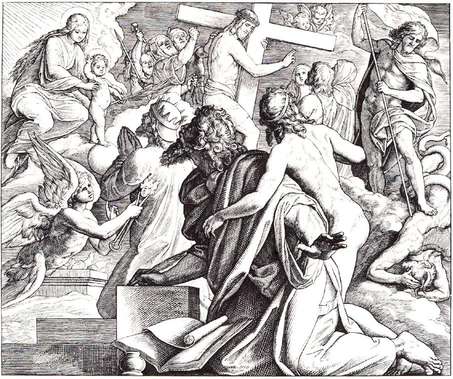 Schnorr von Carolsfeld Bibel in Bildern 1860 139