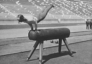 Carl Schuhmann German athlete