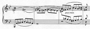 Ludwig Schuncke - Schuncke: Grande Sonate Bars 78-81