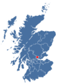 Scotland Clackmannanshire map.png