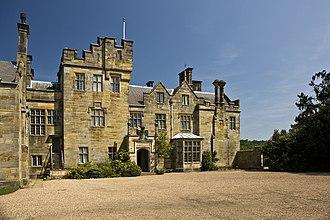 Scotney Castle - Scotney 'New' Castle