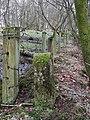 Scots Dyke boundary stone - geograph.org.uk - 353756.jpg