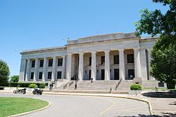 Scottish Rite Temple, Guthrie, OK.JPG