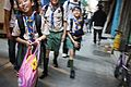 Scouts on Cheung Chau Island, Hong Kong.jpg