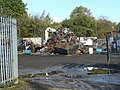 Scrap yard, Oak Lane, Kingswinford - geograph.org.uk - 1025704.jpg
