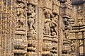 Sculpture on Dancing Hall (Nat-Mandap, Nata Mandir).jpg