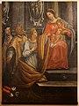 Scuola fiorentina, sposalizio mistico di s. caterina alla presenza dei ss. filippo neri e m.m. de pazzi, 1723, 01.jpg
