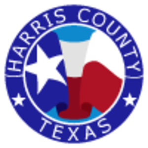 Seal of Texas - Image: Seal of Harris County, Texas