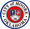 Official seal of Moore, Oklahoma
