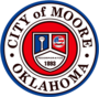 Seal of Moore, Oklahoma.png