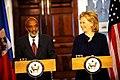 Secretary Clinton With Haitian President Rene Preval (4454320179).jpg